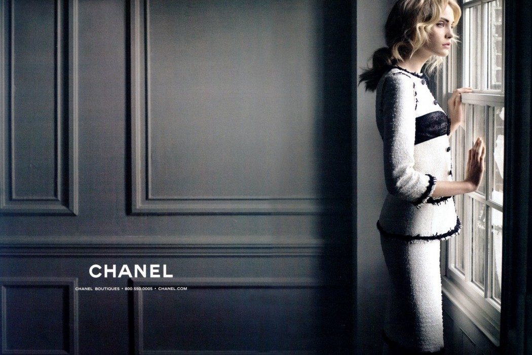 chanel-suit-white-1050x700 11 Tips on Mixing Antique and Modern Décor Styles