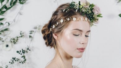 Photo of 50+ Most Creative Ideas to Put Flowers in Your Hair …