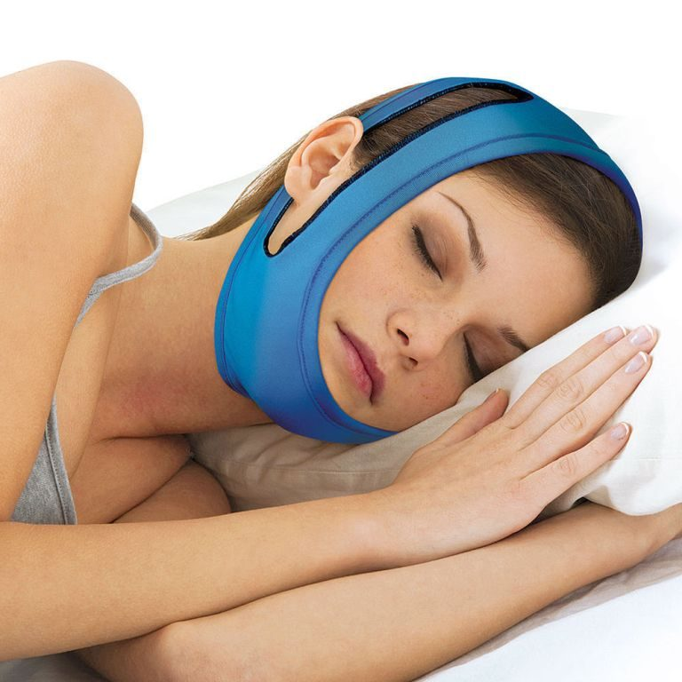jaw-supporter How To Get Rid Of Snoring Problem Once And For All