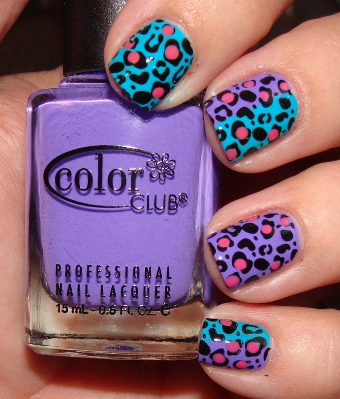 nail_art_4 35 Nails Designs; How Do You Paint Your Nails?