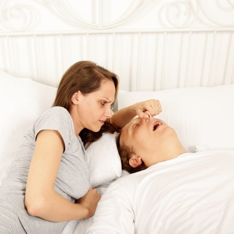 nasal-problems-and-snoring How To Get Rid Of Snoring Problem Once And For All