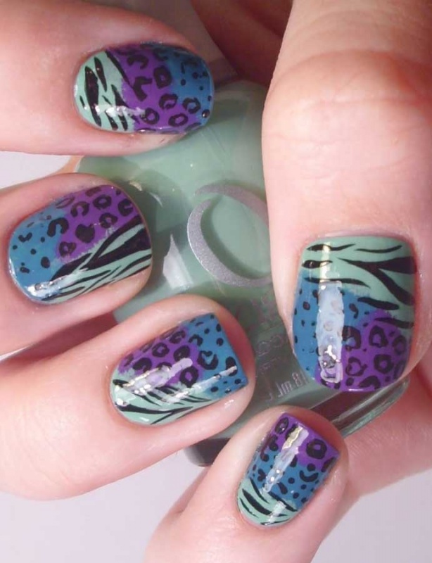 new-design-cute-animal-nail-art 35 Nails Designs; How Do You Paint Your Nails?