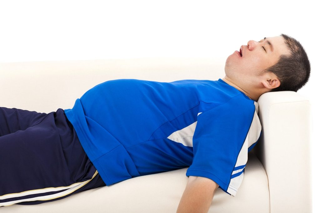 overweight-and-snoring How To Get Rid Of Snoring Problem Once And For All