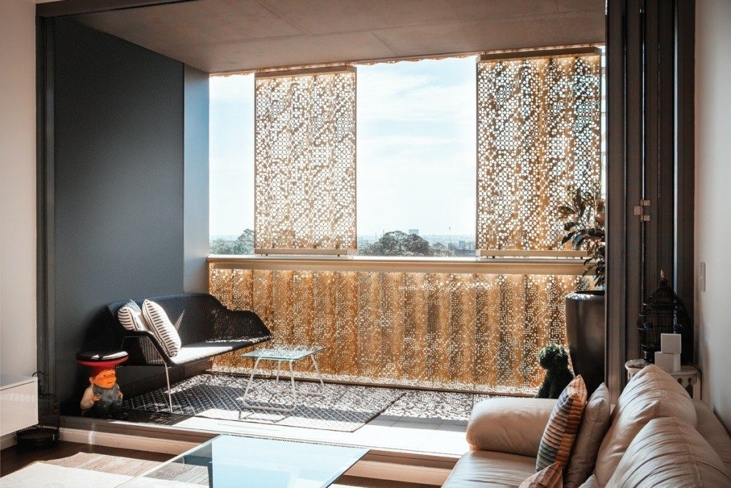 perforated-metal-sheet-ideas-16 63 Awesome Perforated Metal Sheet Ideas to Decorate Your Home