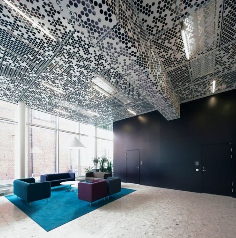 perforated-metal-sheet-ideas-18 63 Awesome Perforated Metal Sheet Ideas to Decorate Your Home