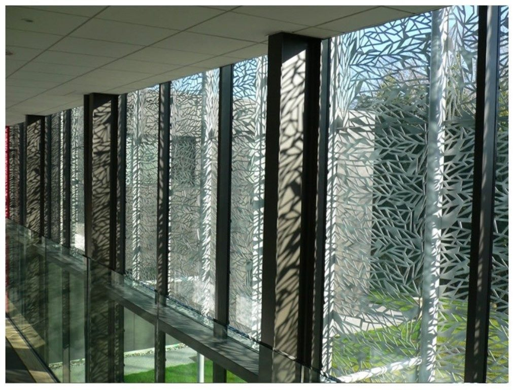 perforated-metal-sheet-ideas-34 63 Awesome Perforated Metal Sheet Ideas to Decorate Your Home
