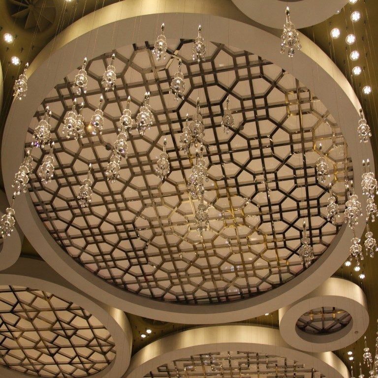 perforated-metal-sheet-ideas-36 63 Awesome Perforated Metal Sheet Ideas to Decorate Your Home