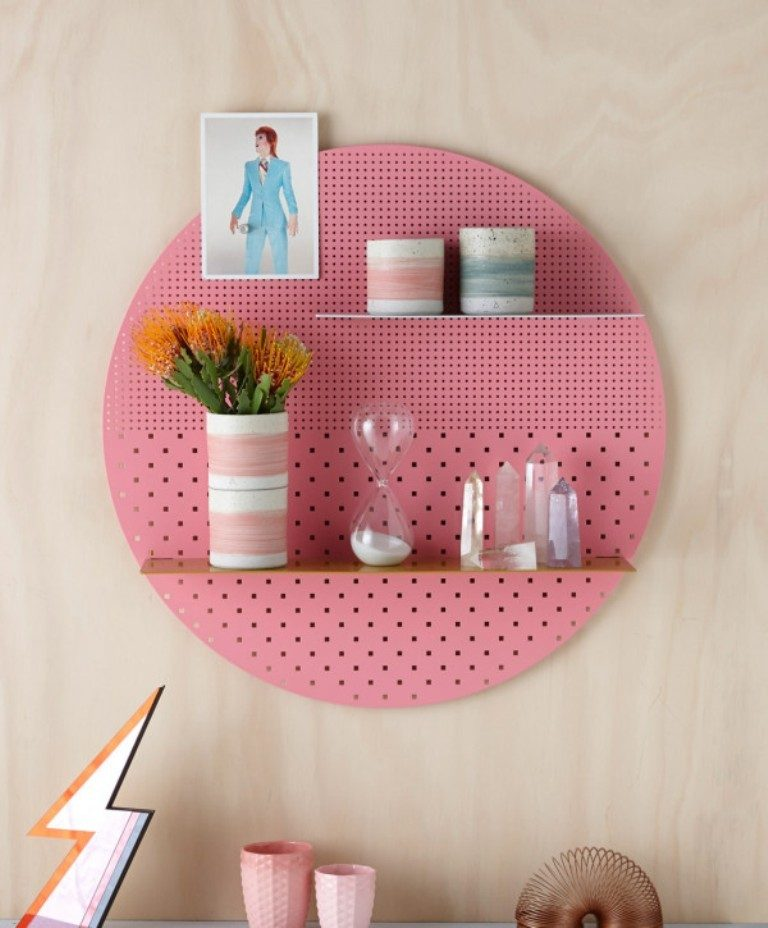 perforated-metal-sheet-ideas-39 63 Awesome Perforated Metal Sheet Ideas to Decorate Your Home