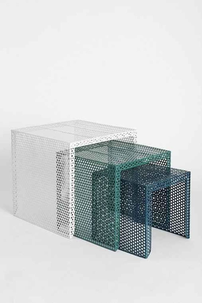 perforated-metal-sheet-ideas-42 63 Awesome Perforated Metal Sheet Ideas to Decorate Your Home