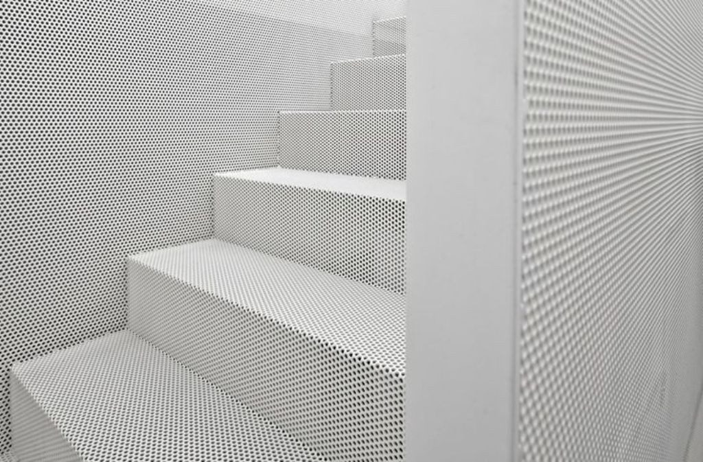 perforated-metal-sheet-ideas-43 63 Awesome Perforated Metal Sheet Ideas to Decorate Your Home