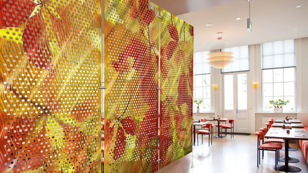 perforated-metal-sheet-ideas-47 63 Awesome Perforated Metal Sheet Ideas to Decorate Your Home