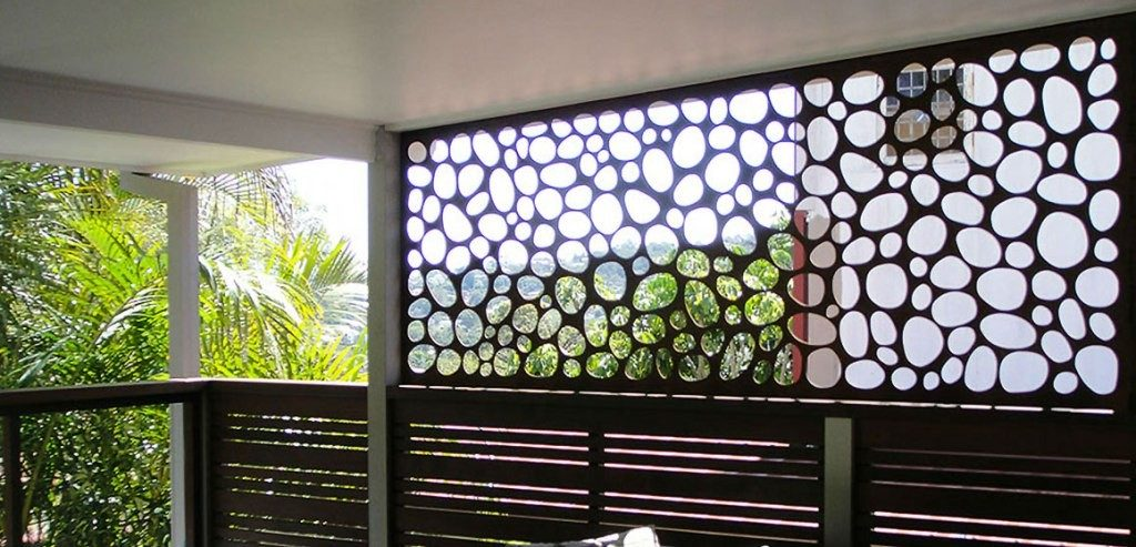 perforated-metal-sheet-ideas-69 63 Awesome Perforated Metal Sheet Ideas to Decorate Your Home