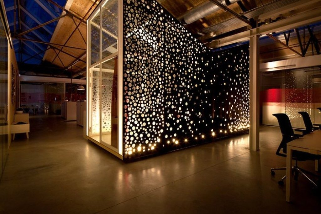 perforated-metal-sheet-ideas-70 63 Awesome Perforated Metal Sheet Ideas to Decorate Your Home