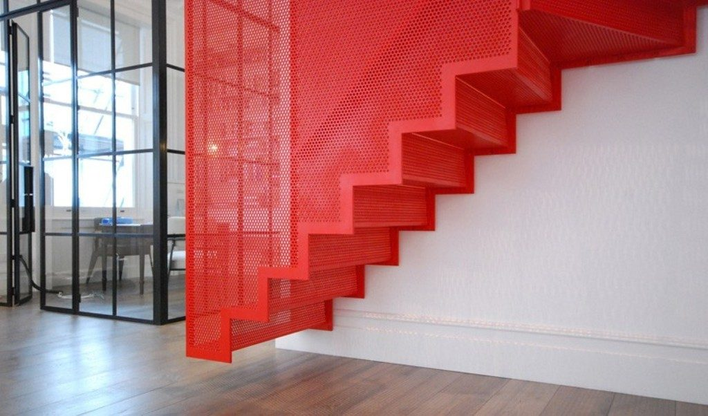 perforated-metal-sheet-ideas-71 63 Awesome Perforated Metal Sheet Ideas to Decorate Your Home