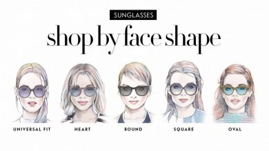 Photo of How To Find The Sunglasses Style That Suit Your Face Shape