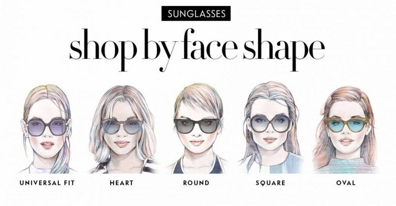 fa21b6bc2b7 How To Find The Sunglasses Style That Suit Your Face Shape