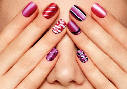 simple-nail-art-designs 35 Nails Designs; How Do You Paint Your Nails?
