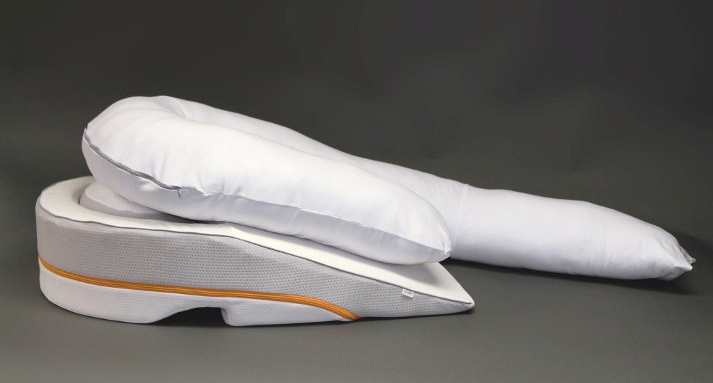 specially-designed-pillow How To Get Rid Of Snoring Problem Once And For All