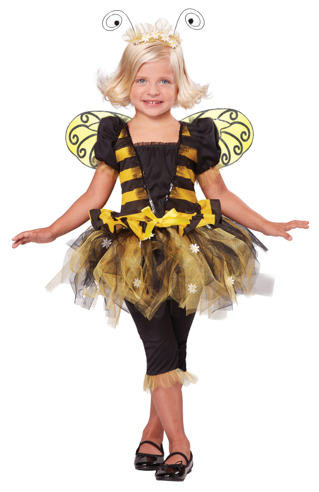 toddlers-sunny-honey-bee-costume-1 5 Most Wanted Halloween Beanie Babies Costumes & What To Consider
