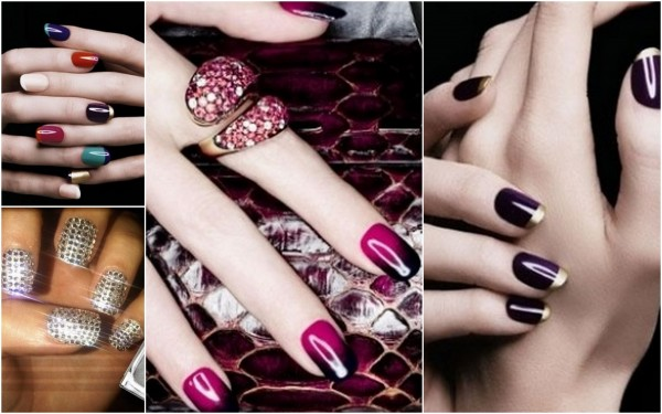 trendy-nail-art-designs11 35 Nails Designs; How Do You Paint Your Nails?