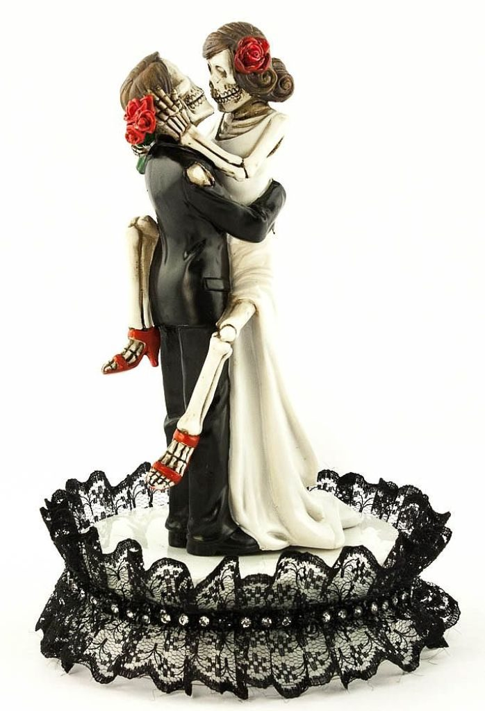 united-till-death-separates-us-wedding-cake-toppers-1 50+ Funniest Wedding Cake Toppers That'll Make You Smile [Pictures] ...
