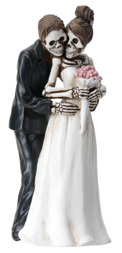 united-till-death-separates-us-wedding-cake-toppers-2 50+ Funniest Wedding Cake Toppers That'll Make You Smile [Pictures] ...