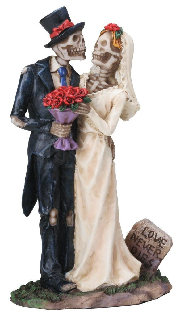 united-till-death-separates-us-wedding-cake-toppers-4 50+ Funniest Wedding Cake Toppers That'll Make You Smile [Pictures] ...