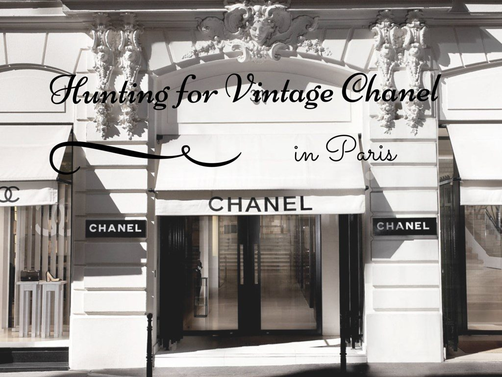 vintage-chanel-in-paris 5 Surprising Facts About Chanel