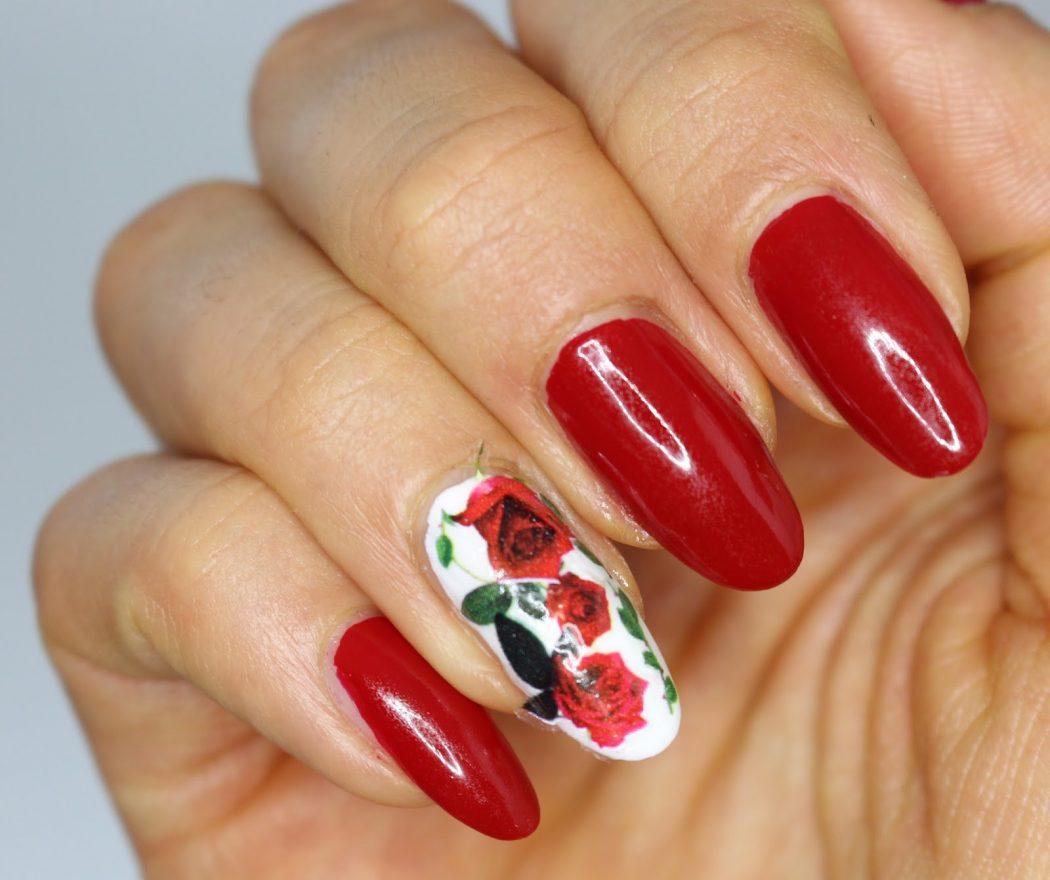 1-manimonday-DG-015 50+ Coolest Wedding Nail Design Ideas