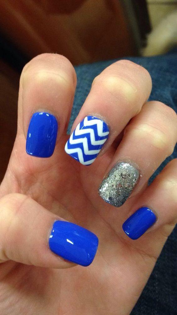 1c490ff8611645d8256ea64302619989 50+ Coolest Wedding Nail Design Ideas