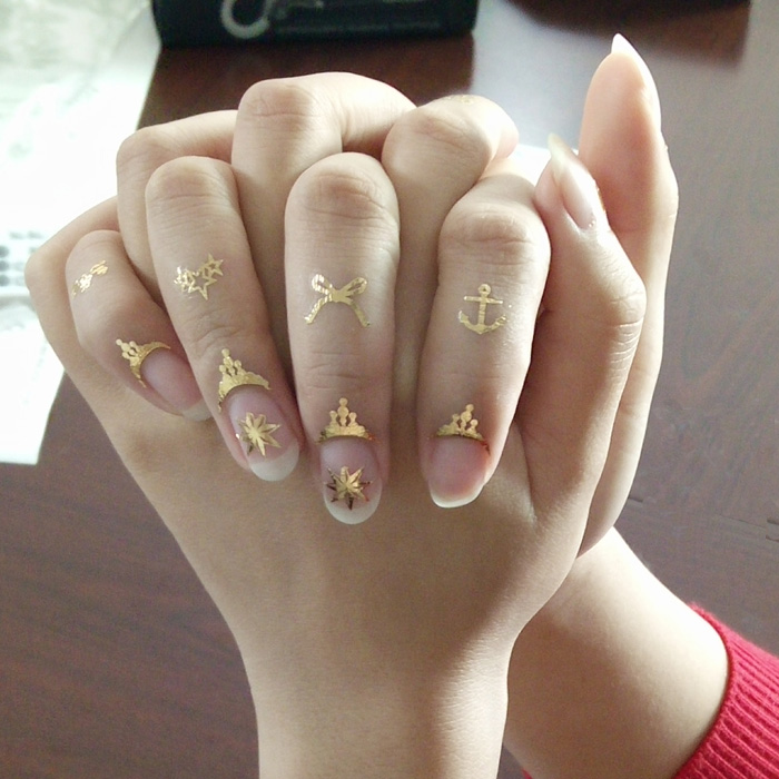 2c1b0e3e2a7609db973f12558cef 50+ Coolest Wedding Nail Design Ideas