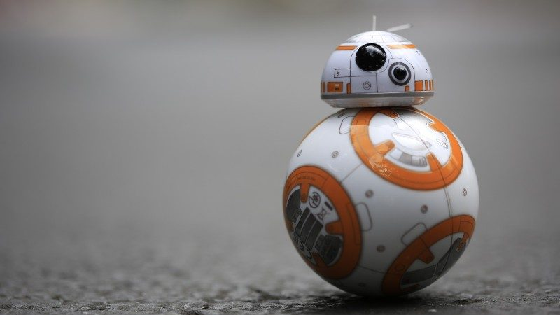 BB-8 20 Must Have Christmas Toys for Children 2017