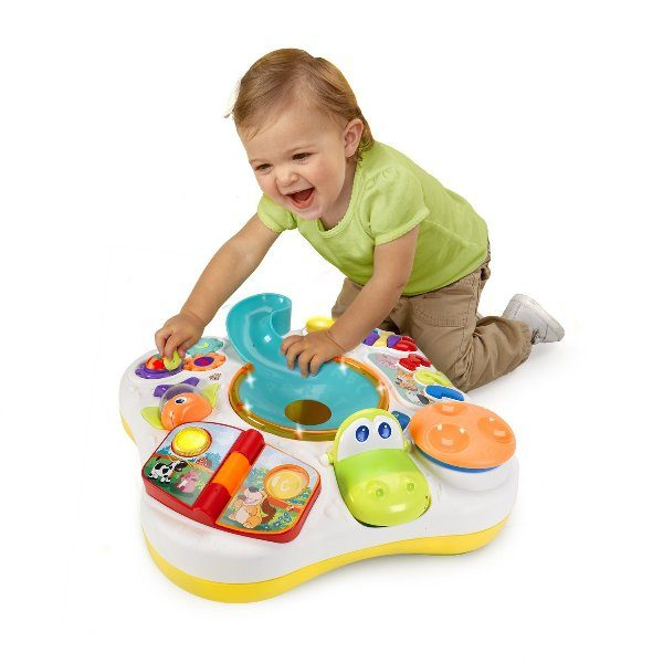 Bright-Starts-Having-a-Ball-Get-Rollin-Activity-Table-1 20+ Must Have Christmas Toys for Children 20