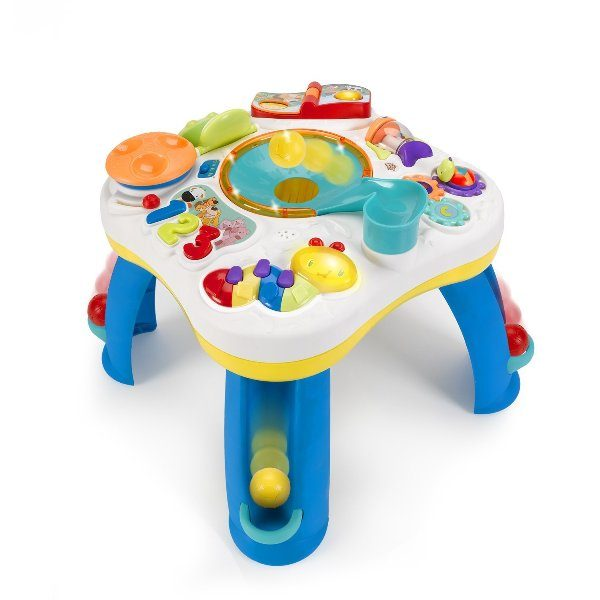 Bright-Starts-Having-a-Ball-Get-Rollin-Activity-Table 20 Must Have Christmas Toys for Children 2017