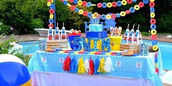 Celebrate-Events-around-the-Pool 4 Amazing Ideas for Teens Pool Party