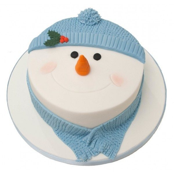 Christmas-Cake-Decoration-Ideas-2017-41 82+ Mouthwatering Christmas Cake Decoration Ideas 2019