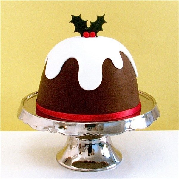 Christmas-Cake-Decoration-Ideas-2017-64 82+ Mouthwatering Christmas Cake Decoration Ideas 2019