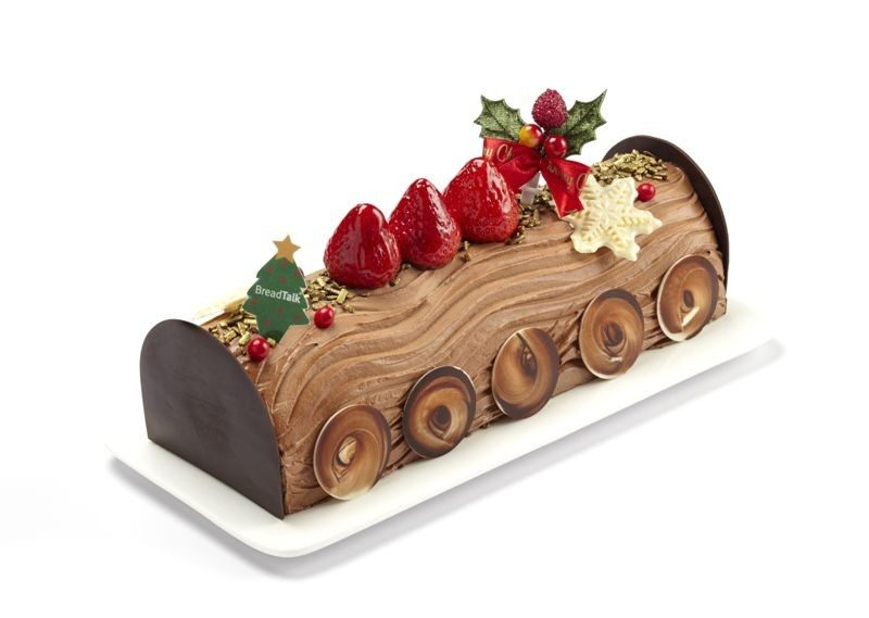 Christmas-Cake-Decoration-Ideas-2017-68 82+ Mouthwatering Christmas Cake Decoration Ideas 2019