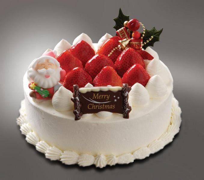 Christmas-Cake-Decoration-Ideas-2017-75 82+ Mouthwatering Christmas Cake Decoration Ideas 2019