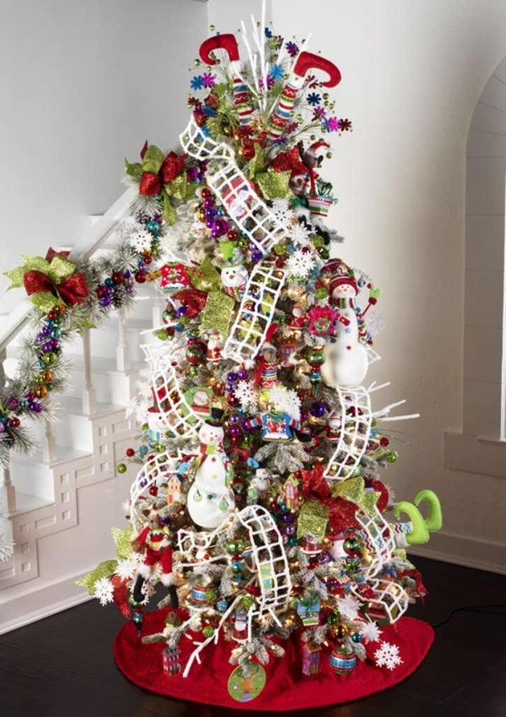 Christmas-Decoration-Trends-2017-1-4 75 Hottest Christmas Decoration Trends & Ideas
