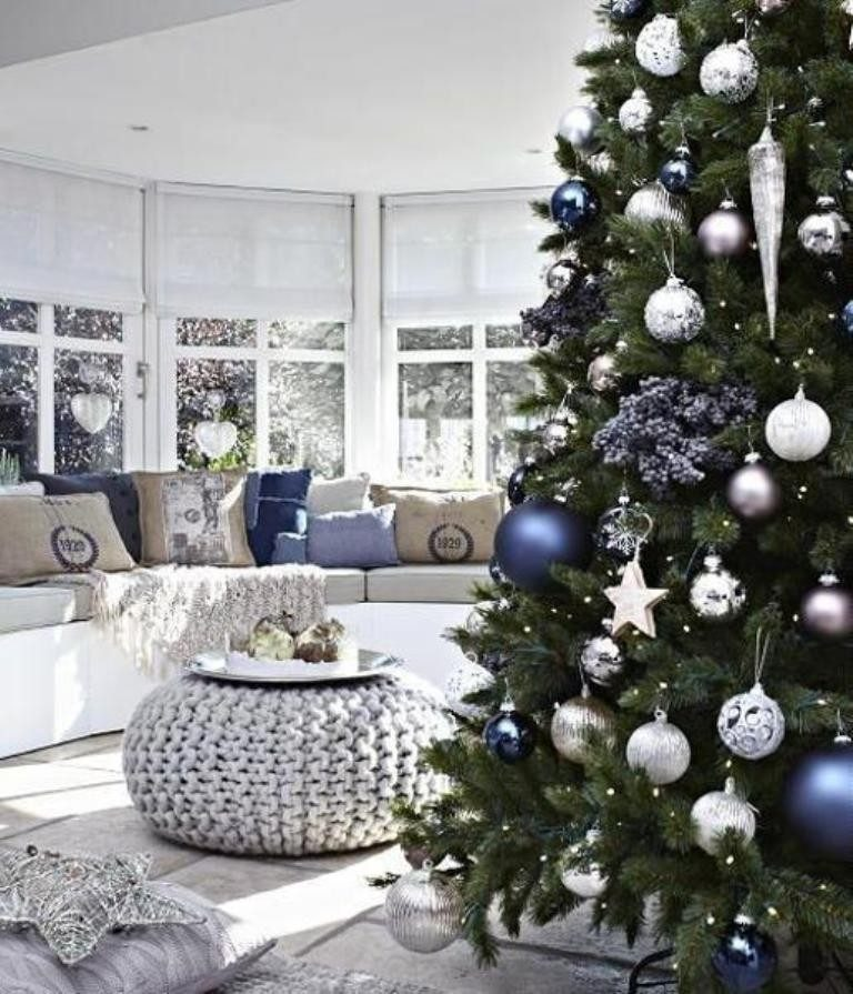 Christmas-Decoration-Trends-2017-10 75 Hottest Christmas Decoration Trends & Ideas 2019