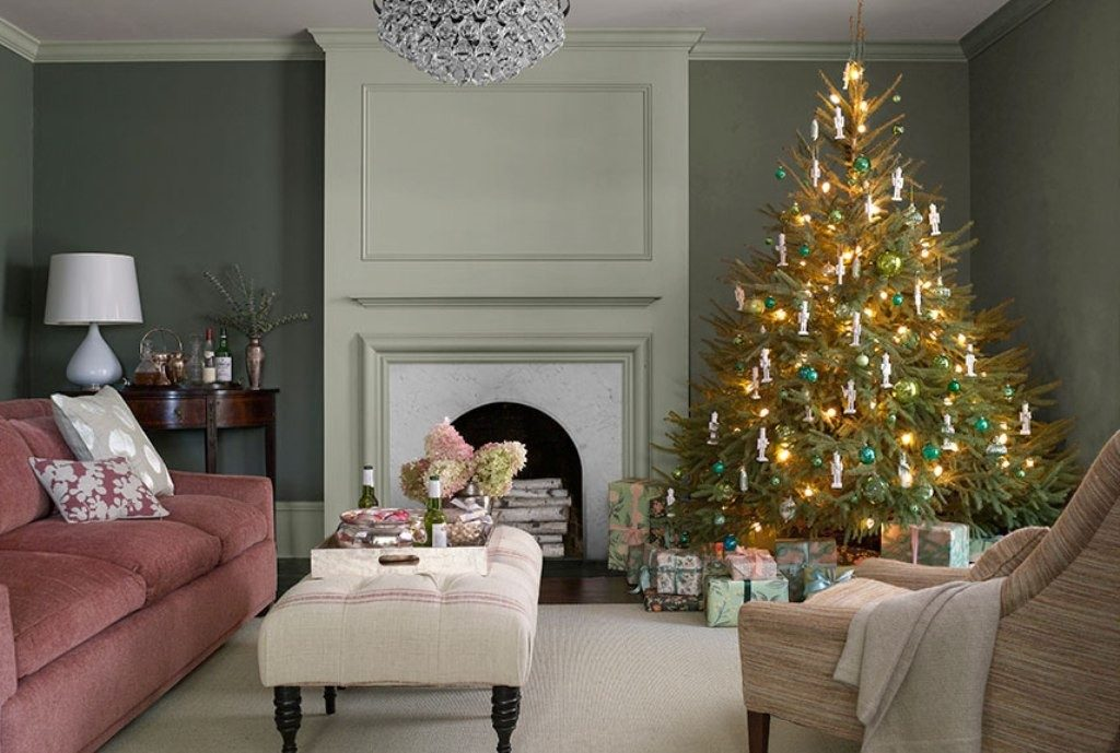 Christmas-Decoration-Trends-2017-11 75 Hottest Christmas Decoration Trends & Ideas 2019