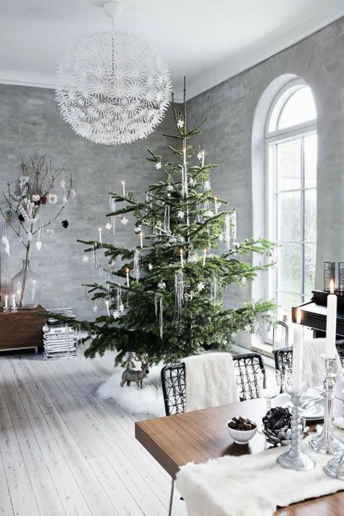 Christmas-Decoration-Trends-2017-12 75 Hottest Christmas Decoration Trends & Ideas 2018-2019