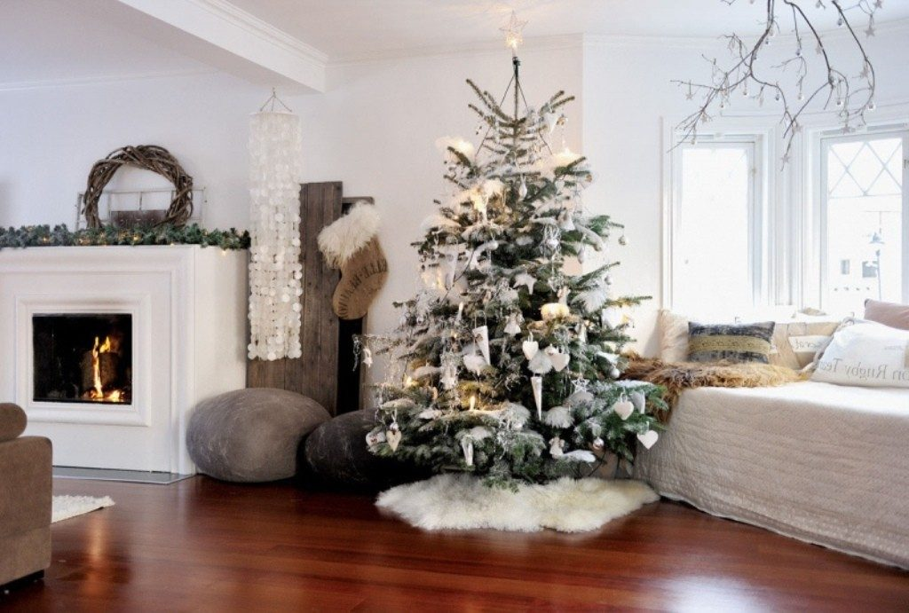 Christmas-Decoration-Trends-2017-18 75 Hottest Christmas Decoration Trends & Ideas 2018-2019