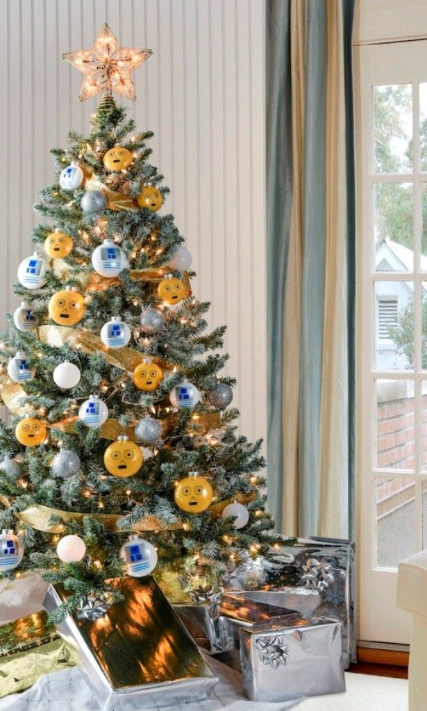 christmas decoration trends 2017 19 75 hottest christmas decoration trends ideas - Christmas Tree Decorations 2017
