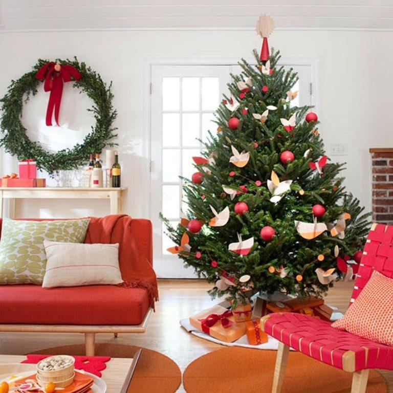 Christmas-Decoration-Trends-2017-20 75 Hottest Christmas Decoration Trends & Ideas