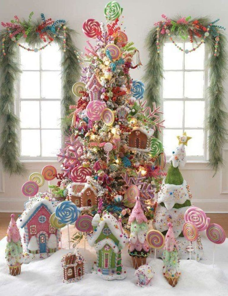 Christmas-Decoration-Trends-2017-21 75 Hottest Christmas Decoration Trends & Ideas 2018-2019