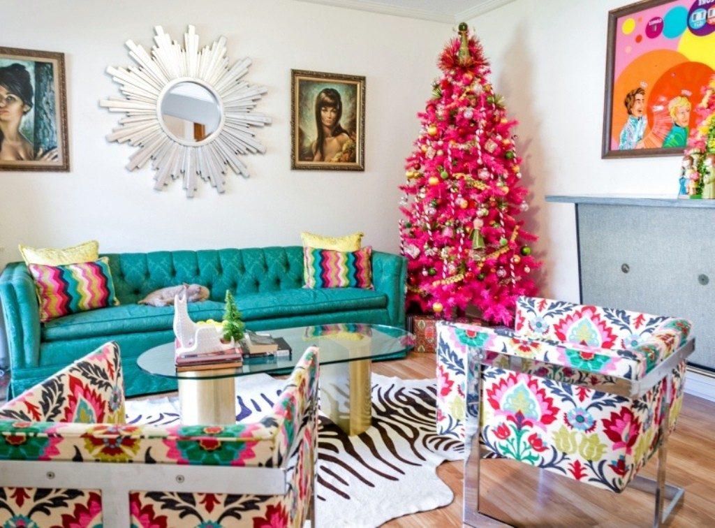 Christmas-Decoration-Trends-2017-25 75 Hottest Christmas Decoration Trends & Ideas 2018-2019