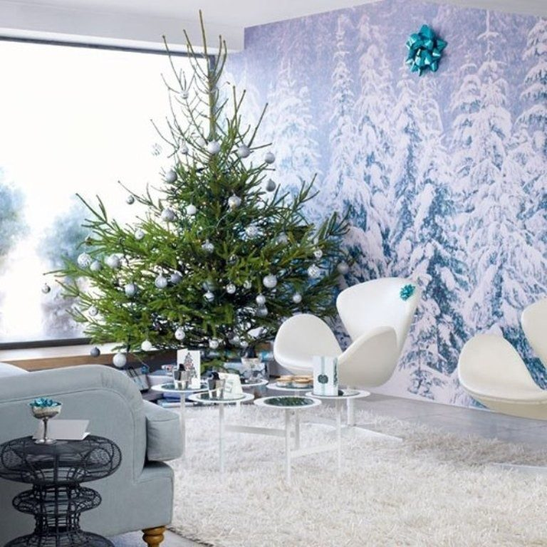 Christmas-Decoration-Trends-2017-27 75 Hottest Christmas Decoration Trends & Ideas 2018-2019