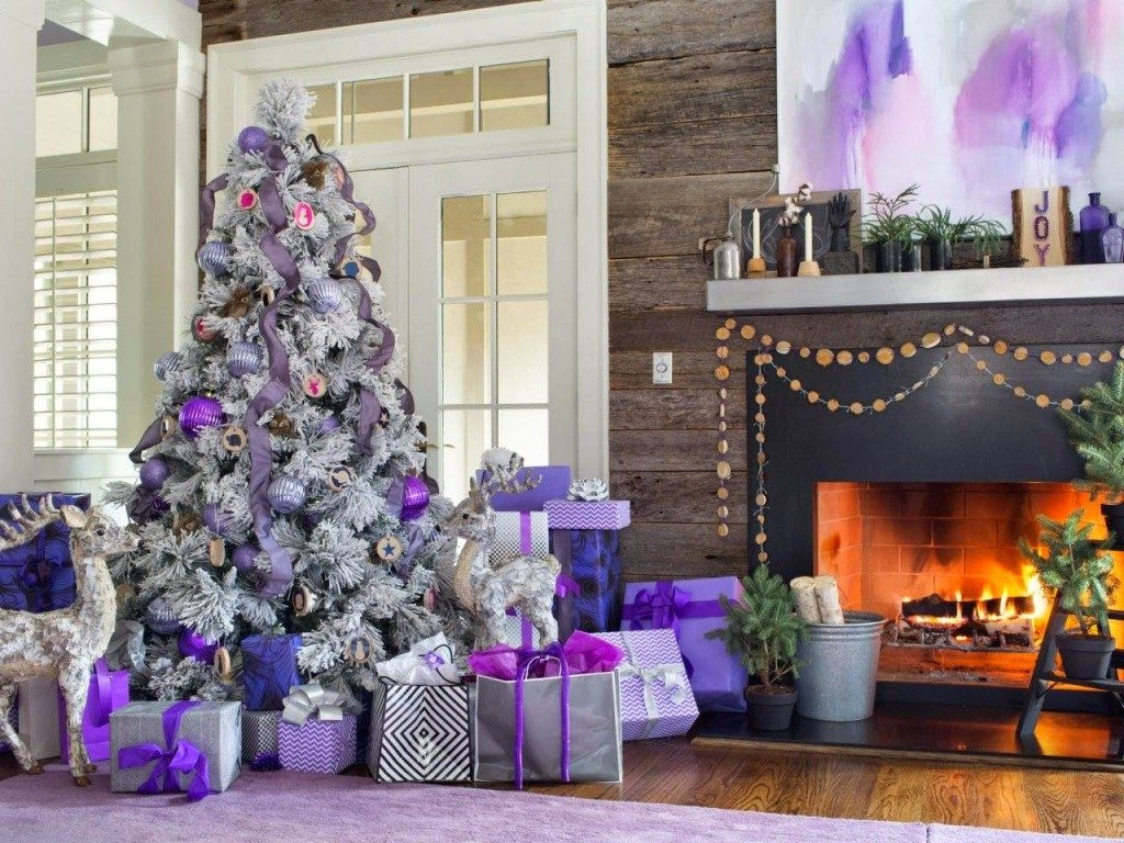 Christmas-Decoration-Trends-2017-28 75 Hottest Christmas Decoration Trends & Ideas 2018-2019